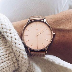 MVMT Hermosa Rose Gold watch